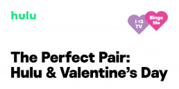 Hulu and Valentines Day Blog Image